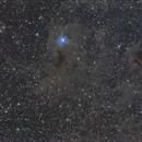 "NGC7023  iris nebula,                                Makoto""G-H""Shindou"