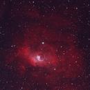 Bubble Nebula (HaOIII),                                ceteris_paribus