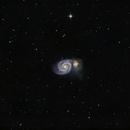 M51 - Whirlpool Galaxy,                                Maria Pavlou