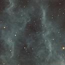 IC 2005 region of NGC 1499,                                Jeff Bennett