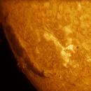 Sun in H-alpha,                                Star Hunter