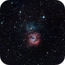 M20 Nebulosa Trifida,                                Gennaro Amarante
