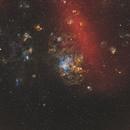 Tarantula Nebula,                                whitenerj