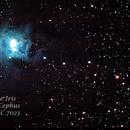 NGC_7023 the Iris ,                                Ric Babcock