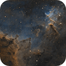 Melotte 15 - The core of the Heart Nebula,                                Neal Weston