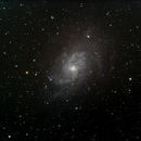 M33 - Triangulum Galaxy,                                GregK