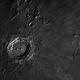 Montes Appeninus and Eratosthenes crater,                                Mareko