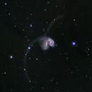 The Antennae Galaxies,                                Mark L Mitchell