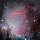 M42 The Orion Nebula,                                CarlosSagan