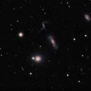 NGC3190 and interacting galaxies,                                Rick Veregin