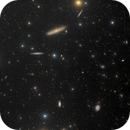 NGC 4216 and Friends,                                Eric Coles (coles44)