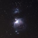 M42 - Grande nebulosa di Orione,                                Giovanni Ferrero
