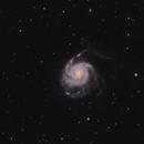 M101 Pinwheel Galaxy,                                Mateusz Kruczek