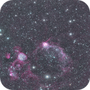 NGC 602 – A Rarely Imaged Inhabitant of the Small Magellanic Cloud,                                Alex Woronow