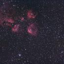 NGC 6334,                                Anton