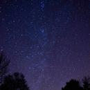 Winter Milky Way,                                HomesteadPhoto