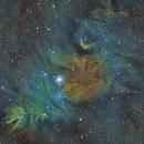 NGC2264 SHO,                                Jesus Magdalena