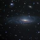 NGC7331,                                federico lavarino