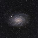 NGC 6744 - my first monochrome RGB deep sky image,                                Niall MacNeill