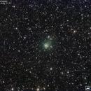 Comet C/2016 M1 PANSTARRS,                                José J. Chambó