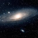 M31 - Andromeda Galaxy,                                GregK