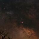 March Pre-dawn Milky Way,                                David McGarvey