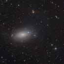 M63 The Sunflower Galaxy -- LRGB,                                ks_observer