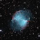 M27 Dumbbell Nebula,                                jaetea