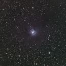 NGC 7023 - The Iris Nebula,                                Sean van Drogen