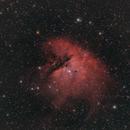 NGC 281 Pacman Nebula,                                Alessandro Curci