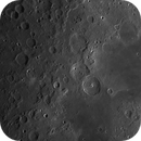 Earth's moon - Theophilus crater,                                Jason R Wait