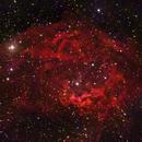 Sh2 261 HA RGB Lower's Nebula,                                jerryyyyy