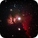 IC434 & NGC2204,                                Maciej Pliszkiewicz
