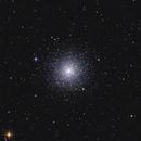 M 3 clobular cluster,                                Frank Iwaszkiewicz