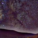 Dark Horse Nebula,                                astroerhan