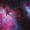 Messier 42 & Ngc 1977,                                Salvatore Grasso