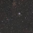 NGC7129,                                Gerhard Henning