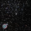 NGC 2438,                                Rauno Päivinen