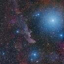 Widefield-IC 2118 Witch's Head Nebula,                                Alberto Pisabarro