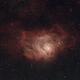 The Lagoon Nebula - M8,                                Jason Doyle