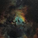NGC 7822 SHO,                                Valentin