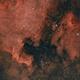 NGC7000 à la lunette TS imaging star,                                Jean-Pierre Bertrand