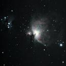 M42: The Orion Nebula,                                FindingPhotons