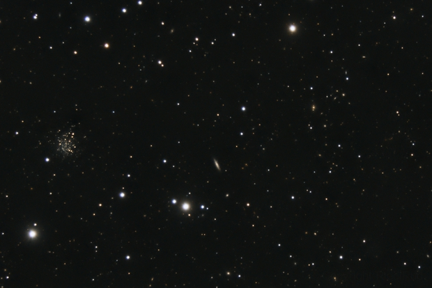 Palomar 4  a small globular cluster,                                Riedl Rudolf