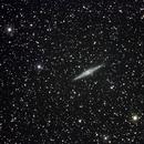 NGC 891,                                Federico Bossi