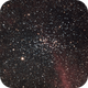 NGC3532 The Wishing Well cluster,                                Kevin Parker