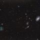 NGC 4725 et Lotr5,                                astromat89