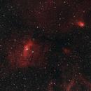 Bubble Nebula, Sharpless 162, or Caldwell 11 & more,                                Michael Hoppe