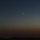 Vénus et Jupiter,                                Gizmow