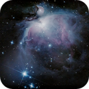 M42 Great nebula in orion,                                Gendra